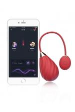 Oeuf vibrant connecté Magic Sundae - Magic Motion : Puissant œuf vibrant connecté pour des sensations intenses en solo ou en couple quelle que soit la distance.